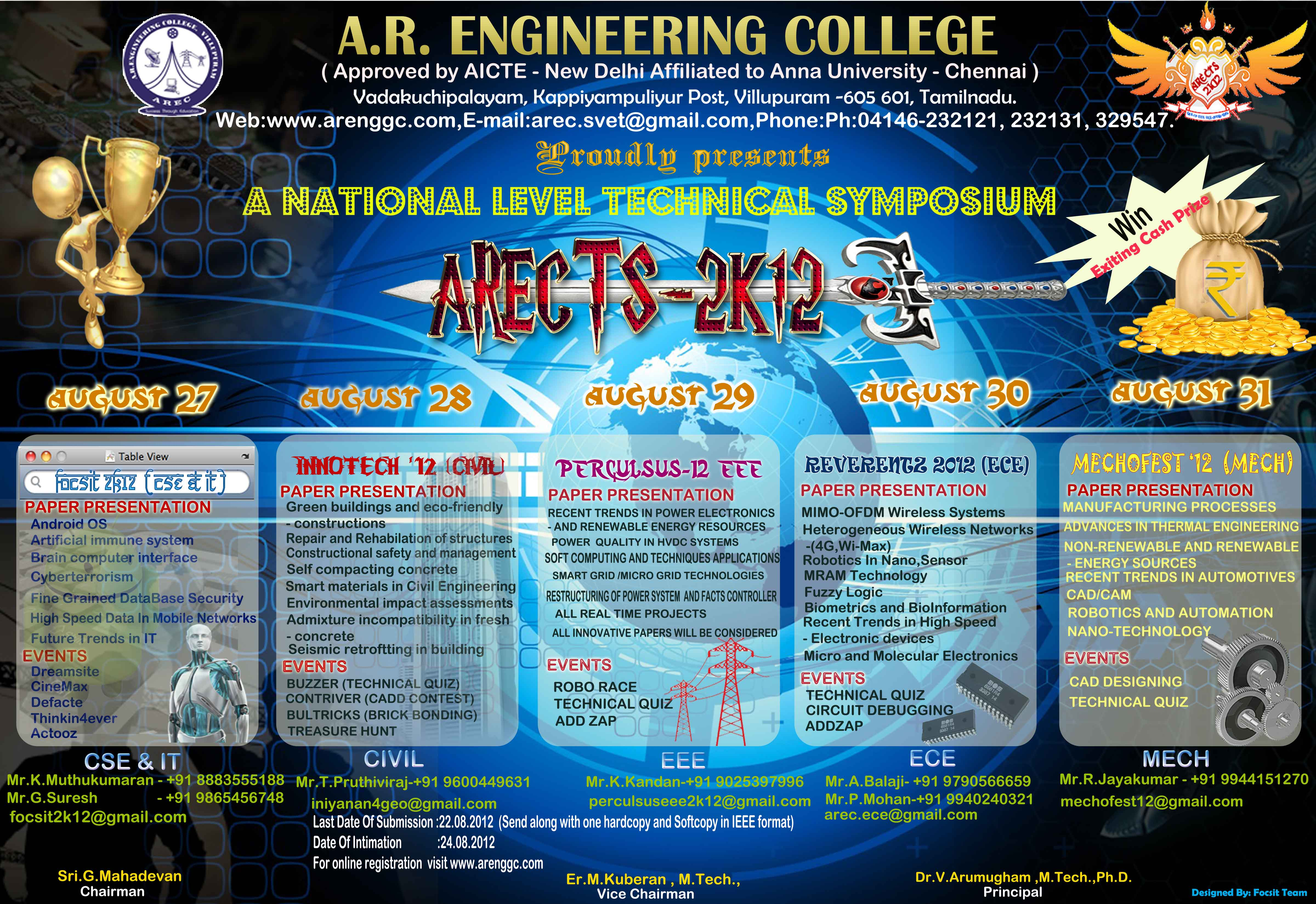 technical symposium